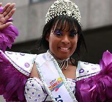 Summer Carnival 2010 Queen Laila by Moonen