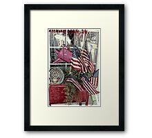 Patriotic Framed Print