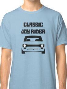 Ford Escort MK1 Men's Retro Car T-Shirt Classic T-Shirt