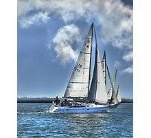 Web Tide 2 Photographic Print