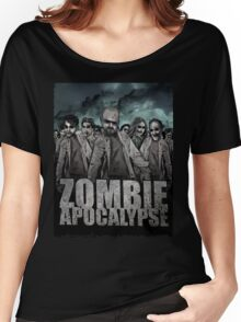 Zombie Apocalypse Women's Relaxed Fit T-Shirt