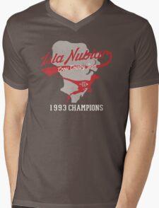 Isla Nublar CC Team Mens V-Neck T-Shirt