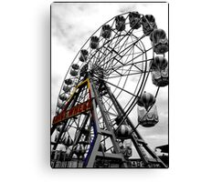 The Wheel of Misfortune Canvas Print