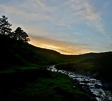 Blair Atholl River by blueguitarman