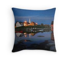 Still Waters at Prospect Throw Pillow