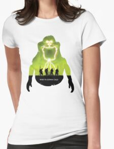 Ghostbusters Womens Fitted T-Shirt
