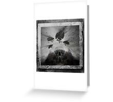 Don't Let The Dark Into Me Greeting Card