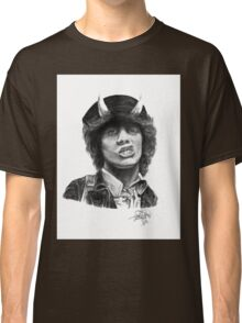 Angus Young Classic T-Shirt
