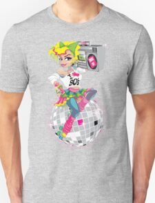 I love the 80's! Unisex T-Shirt