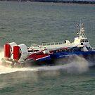 Hovercraft Ferry by ChelseaBlue