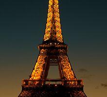 Eiffel Tower by JF-Developer