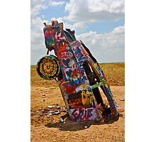 Cadillac Ranch 2 Photographic Print