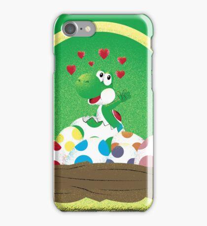 Yoshi's Gift Basket iPhone Case/Skin