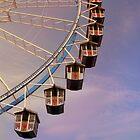 Ferris Wheel Munich by Ellanita