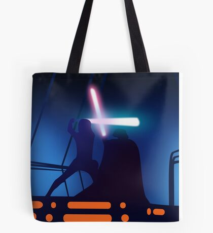 Your Destiny Lies with Me, Skywalker Tote Bag