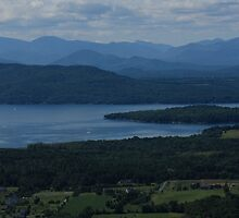 Lake Champlain by Trine Wilson