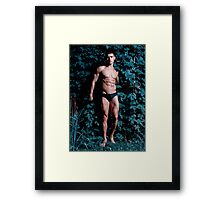 Hidden Instincts Framed Print