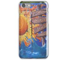 Art In The Street iPhone Case/Skin