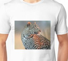 Great light and Leopard!! Unisex T-Shirt