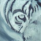 Tiger in Oil by glazyart