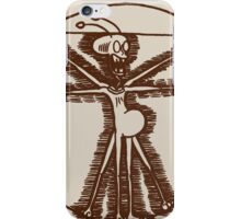ZEEK the Martian geek ... aka Cattapan's Martian iPhone Case/Skin