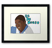 MS-In Da House Framed Print