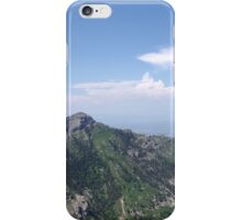 Mountains Of The Gods iPhone Case/Skin