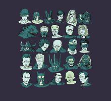 A-Z of Villains Unisex T-Shirt