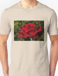 Of Red Roses and Diamonds  Unisex T-Shirt