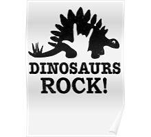 Dinosaurs Rock! Poster
