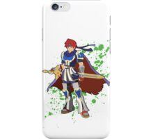 Roy - Super Smash Bros iPhone Case/Skin