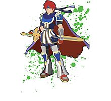 Roy - Super Smash Bros Photographic Print