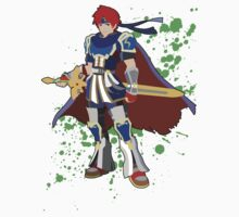 Roy - Super Smash Bros by PrincessCatanna