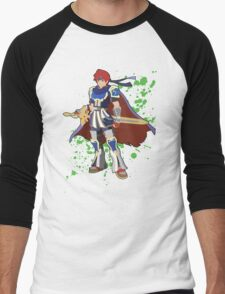 Roy - Super Smash Bros Men's Baseball ¾ T-Shirt