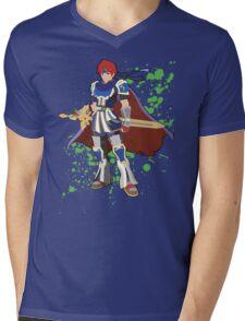 Roy - Super Smash Bros Mens V-Neck T-Shirt