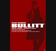 Bullitt - Movie Poster Unisex T-Shirt