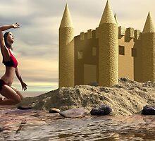 Sandcastle by vivien styles