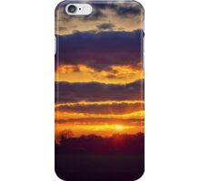 Sun Salutations iPhone Case/Skin