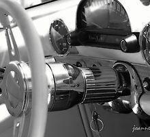 Classic Car 149 by Joanne Mariol