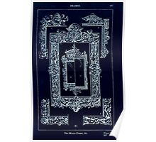 A Handbook Of Ornament With Three Hundred Plates Franz Sales Meyer 1896 0483 Frames Mirror Inverted Poster