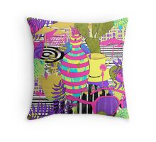 lungomare Throw Pillow