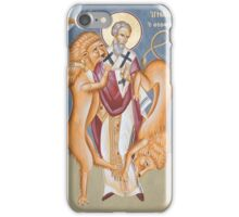 St Ignatius of Antioch  iPhone Case/Skin