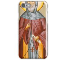 St Anthony the Great iPhone Case/Skin