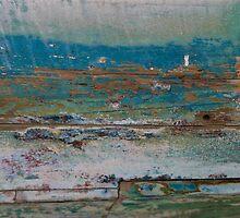 Retired Boat, Detail by eyecandync