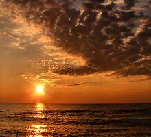 Bay Sunrise by LukeEverett