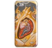 Nativity of Christ iPhone Case/Skin