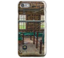 The engine room iPhone Case/Skin