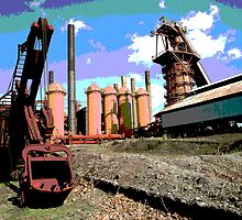 Sloss Furnaces by LarryGay