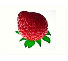 Berry-good Art Print