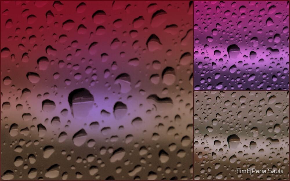 """Rain & Refraction"" by Tim&Paria Sauls"